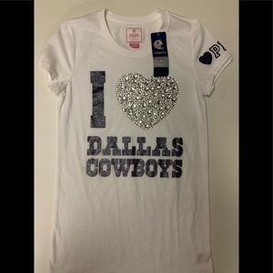Dallas Cowboys Medium women's shirt